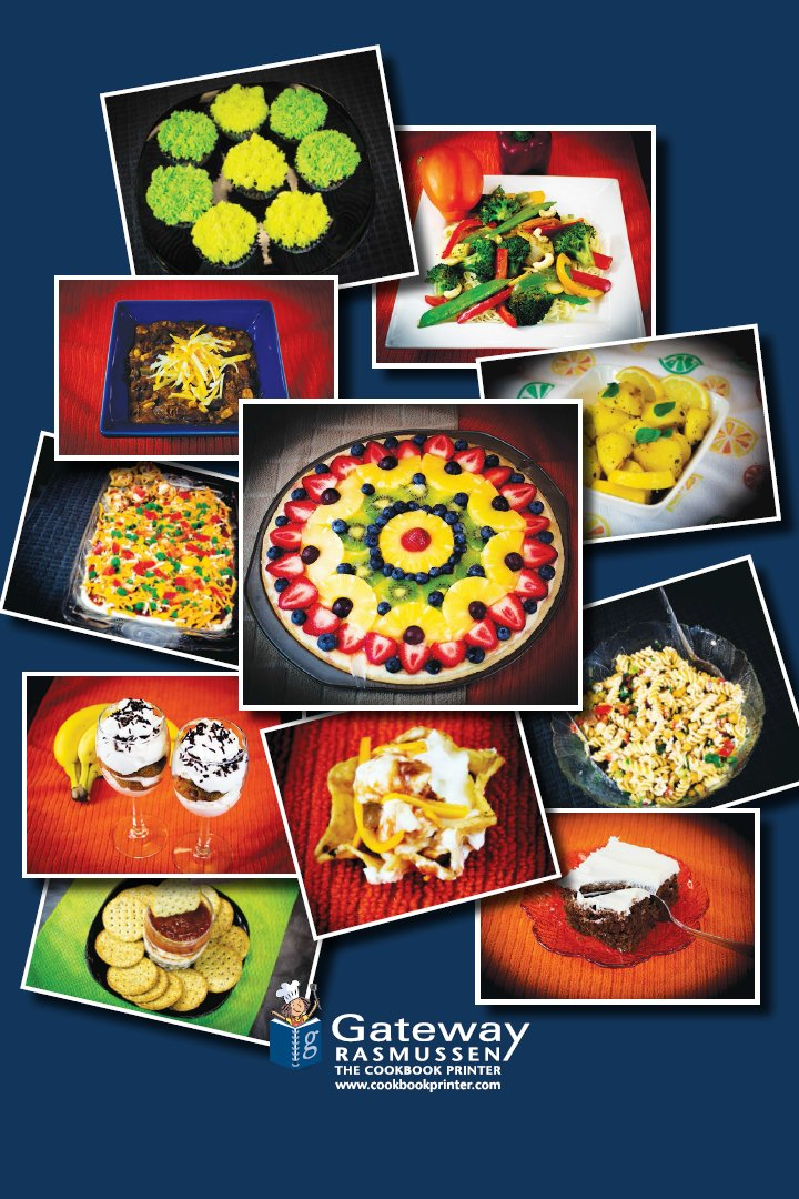 Sample selections from our cookbook