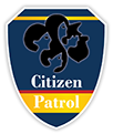 Citizen Patrol logo