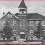 1912 - 1929 City Hall with Police Department