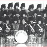 1961 Saskatoon Police Pipes and Drums