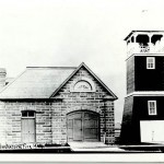1905-1912 First Police Station/Fire Hall/Town Hall