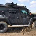 Armoured Rescue Vehicle