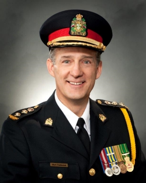 Deputy Chief Mark Chatterbok